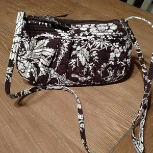 Vera Bradley Mini Crossbody IMPERIAL TOILE